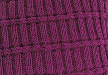 Knitting Patterns For The Home