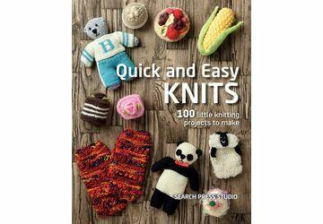 Knitting & Crochet Books
