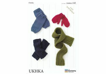 UKHKA Knitting Patterns
