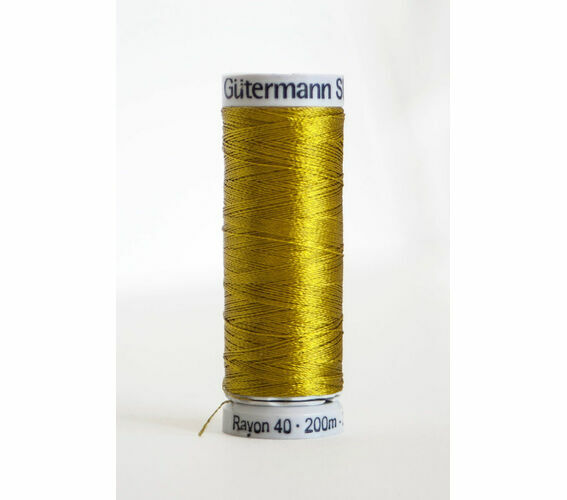 Col.1224 200m Gutermann Sulky Rayon No 40