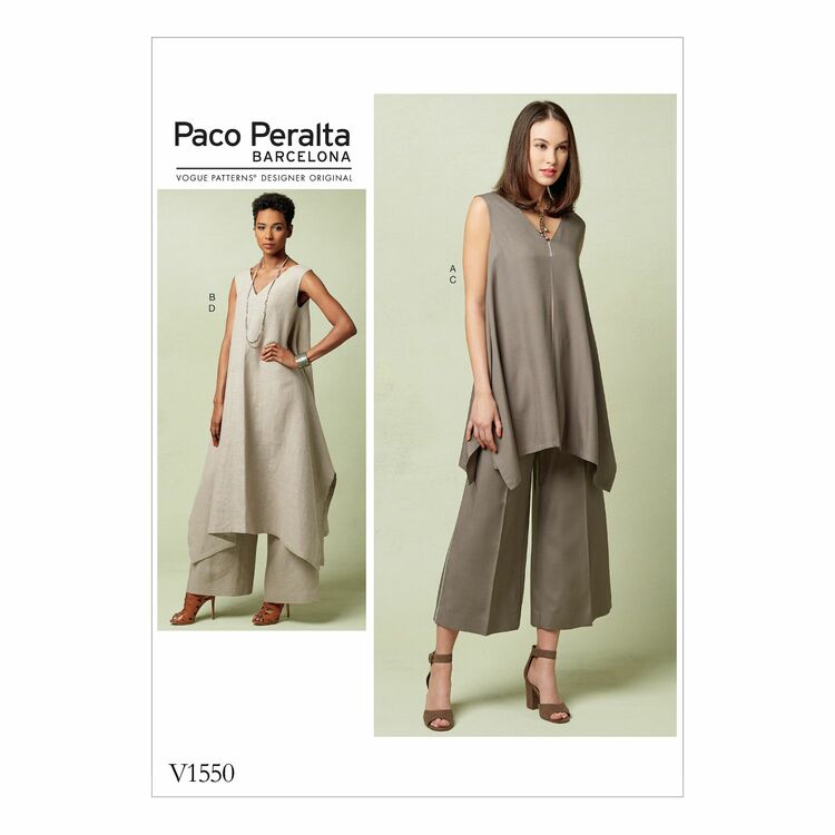 Vogue Pattern V1550 From 1600