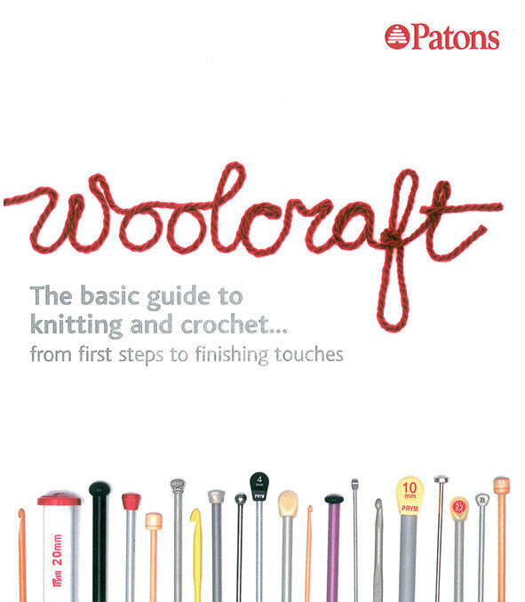 Patons Pattern Book Woolcraft Only 450