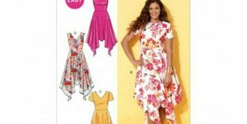 Top Summer Dress Sewing Patterns
