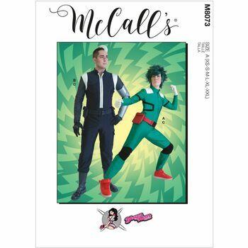McCall's Pattern M8073 Unisex Costume