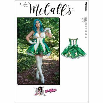 McCall's Pattern M8075 Misses Costume