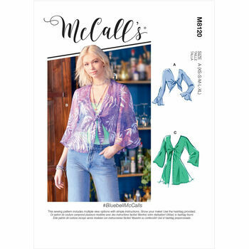 McCall\'s Pattern M8120 Misses Jacket