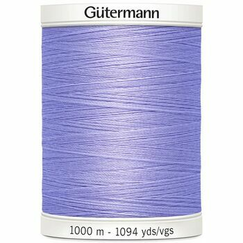 Gutermann Purple Sew-All Thread: 1000m (158)