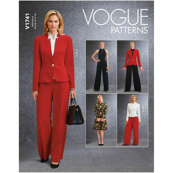 Vogue Pattern V1741 Women\'s Outfit