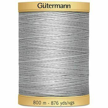 Gutermann Natural Cotton Thread: 800m (618)