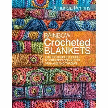 Rainbow Crocheted Blankets Guide