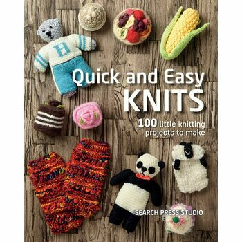 100 Quick and Easy Knitting Projects