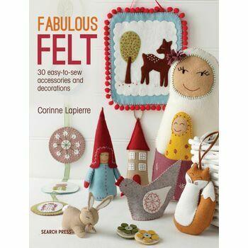 Fabulous Felt Accessories & Decorations