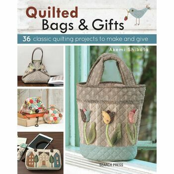 36 Classic Quilting Bags & Gifts