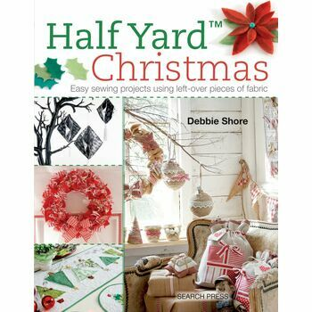 Half Yard Christmas Easy Sewing Projects