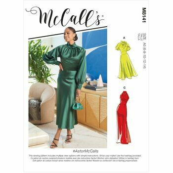 McCalls Pattern M8141