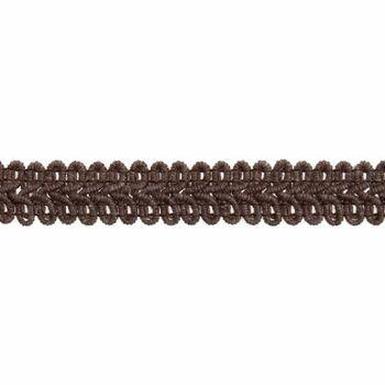 Essential Trimmings Gimp Braid Trim - 15mm (Taupe) Per Metre