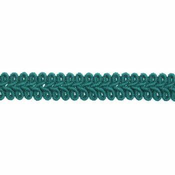 Essential Trimmings Gimp Braid Trim - 15mm (Teal) Per Metre