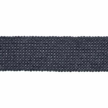 Essential Trimmings Cotton & Acrylic Webbing Tape - 30mm (Denim) Per metre