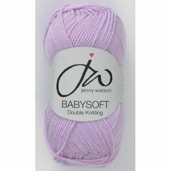 Babysoft Yarn - Lilac (50g)