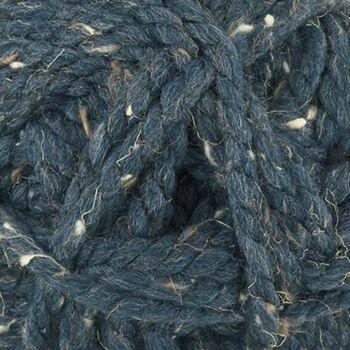 Rustic Mega Chunky Yarn- Navy (100g)
