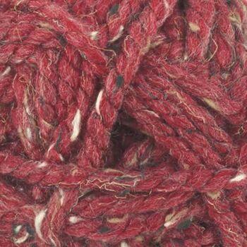 Rustic Mega Chunky Yarn- Red (100g)