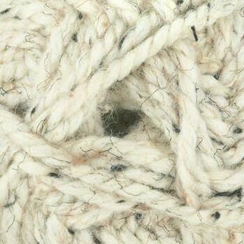 Rustic Mega Chunky Yarn - White (100g)