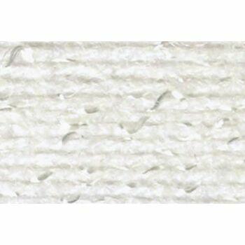 Baby Shimmer Yarn - White (100g)