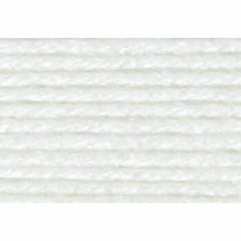 Super Soft Yarn - 3 Ply - White (100g)