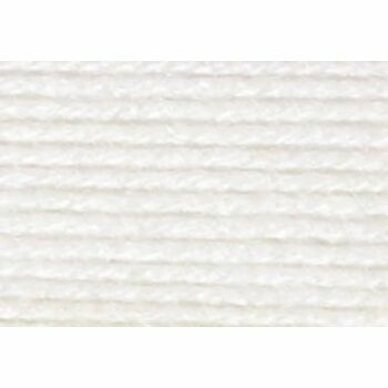 Super Soft Yarn - 4 Ply - White - BY4 (100g)