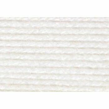Super Soft Yarn - 4 Ply - White - BY4 (100g)