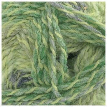 Marble DK Yarn - Light Greens (100g)