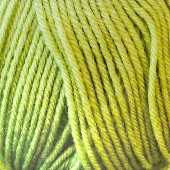 Supreme  Soft & Gentle Baby DK Yarn - Lime Green SNG7 (100g)