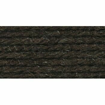 Wool Aran Yarn - Dark Grey (400g)