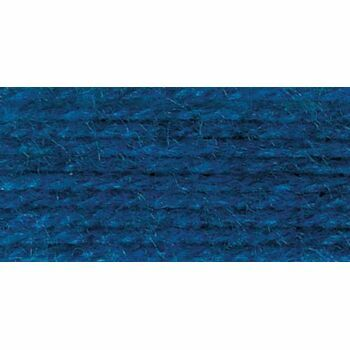 Wool Aran Yarn - Royal Blue  (400g)
