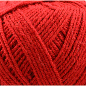Top Value Yarn - Christmas Red - 8446 (100g)