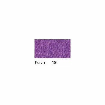 Berisfords: Double Faced Satin Ribbon: 7mm: Purple: Per Metre