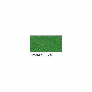Berisfords: Double Faced Satin Ribbon: 7mm: Emerald: Per Metre