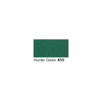 Berisfords: Double Faced Satin Ribbon: 7mm: Hunter Green: Per Metre