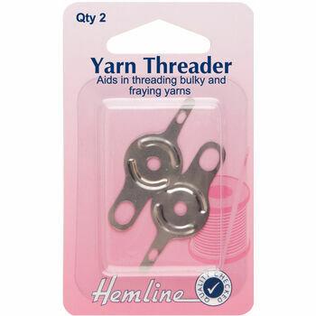 Hemline Needle Threader - Yarn