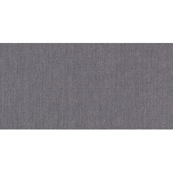 Hemline Polycotton Patch - Dark Grey (24 x 9cm)