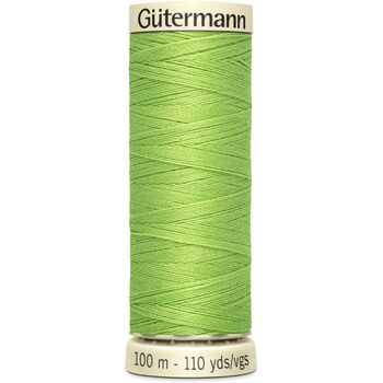 Gutermann Green Sew-All Thread: 100m (336)