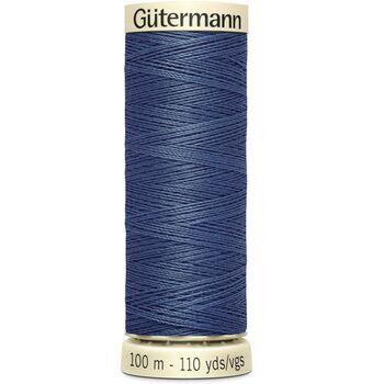 Gutermann Blue Sew-All Thread: 100m (435)