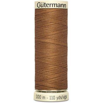 Gutermann Brown Sew-All Thread: 100m (448)