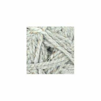 Rustic Mega Chunky Yarn - Pale grey (100g)