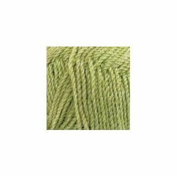 Marble Chunky Yarn - Light Green (200g)