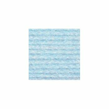 Super Soft Aran Yarn - Baby Blue (100g)