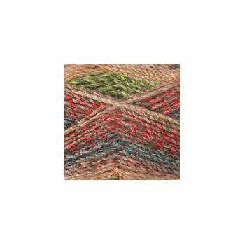 Marble Chunky Yarn - Light multi colours (200g)