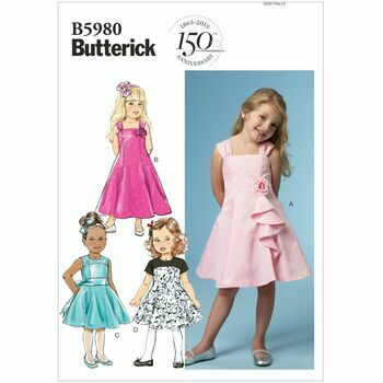 Butterick pattern B5980