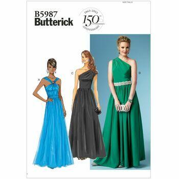 Butterick pattern B5987