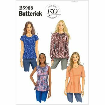 Butterick pattern B5988